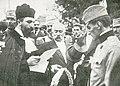 Rabin Alkalaj i prestolonslednik Aleksandar.jpg