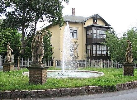 Liste von Brunnen und Wasserspielen in Radebeul - Wikiwand