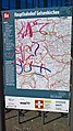 Radrevier.ruhr Knotenpunkt 84 Hauptbahnhof Gelsenkirchen Karte.jpg