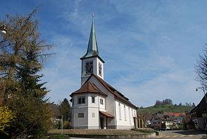 Rafz - Church of Rafz