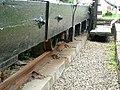 Rails and wheels, Dunardry Bridge - geograph.org.uk - 932632.jpg