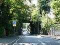 Railway Bridge, Demesne Road, Carshalton - geograph.org.uk - 1386146.jpg