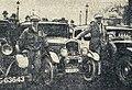 Rallye Monte Carlo 1931, de Lavalette sur Peugeot 201, à Paris.jpg