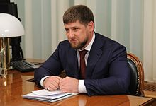 Image illustrative de l'article Ramzan Kadyrov