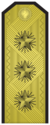 Rank insignia of Вицеадмирал of the Bulgarian Navy.png