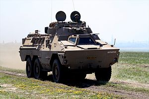Operation Reindeer - Reindeer marked the combat debut of the Ratel infantry fighting vehicle.