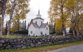 Rauland - Rauland Church