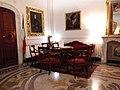 Raum der Kapitulationsunterzeichnung in der Villa Migone.jpg