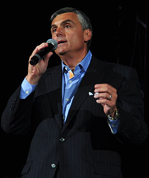Ray Lucia - Ray Lucia speaking at Sean Hannity's Freedom Concert in San Diego, California, August 28, 2010.