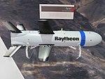 Raytheon Pyros mockup at IDEX 2017.jpg