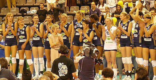 sélection de volley ball des femmes 2014 au brésil