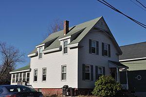 House at 11 Beach Street - Image: Reading MA 11Beach Street