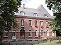 Recquignies (Nord, Fr) mairie.JPG