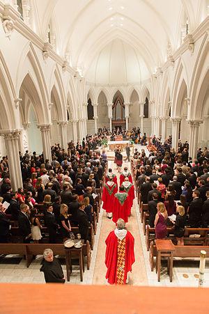 Red Mass - Red Mass at Villanova