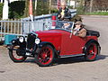 Red Wolseley Hornet, Dutch registration AM-62-91 pic-003.JPG