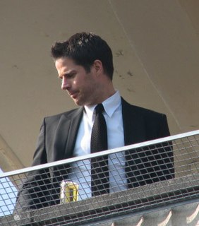 Jamie Redknapp English footballer