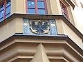 Reichsadler der Freien Reichsstadt Nördlingen am Hallgebäude - panoramio.jpg