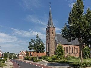 Rekken - Image: Rekken, Rooms Katholieke kerk de Martelaren van Gorcum GM1859wikinr 150 foto 10 2015 08 22 16.29