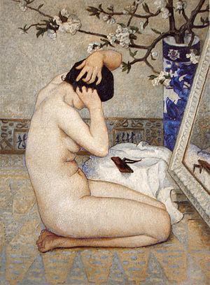 René Schützenberger - The Head-dress ( 1911)