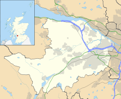 Paisley is located in Renfrewshire