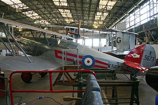 Replica Hawker Fury I K5673 (BAPC249) (6912800083)