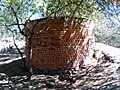 Replica of a lime kiln, Kleinplasie Open Air Agricultural Museum and Show Grounds, Worcester, South Africa 03.jpg