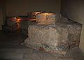 Restes de la capçalera de la catedral visigoda, cripta arqueològica de la presó de Sant Vicent Màrtir, València.JPG
