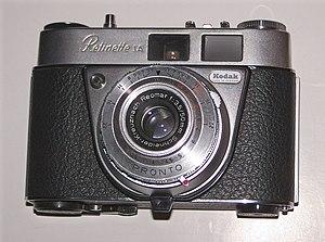 Kodak Retinette - Image: Retinette IA Pronto shutter