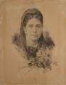 Retrato de Margarida Amália Mendes de Azevedo Vasconcelos Relvas e Campos (1837-1887) - José Malhoa, 1888 (Casa dos Patudos - Museu de Alpiarça, Inv. Nº 85.481).png
