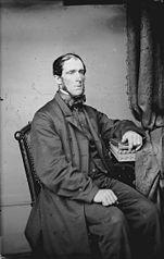 Revd Ebenezer Evans (Bodedern, CM?)