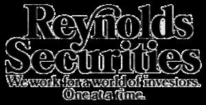 Reynolds Securities - Reynolds Securities logo from 1977