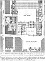 Rez-de-chaussée du Palais-Royal c1790, plan reconstitué par Fontaine 1829 - Espezel 1936 p141.jpg