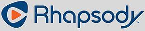 Smaller Rhapsody logo