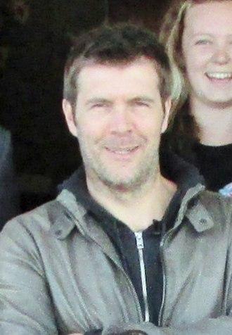 Rhod Gilbert - Gilbert in 2014