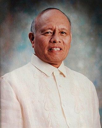 Secretary of Science and Technology (Philippines) - Image: Ricardo Gloria portrait