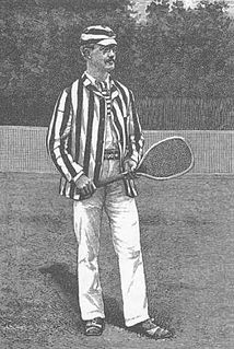 Richard Sears (tennis) American tennis player