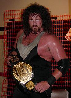Rick Fuller American professional wrestler