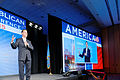 Rick Santorum at Southern Republican Leadership Conference, Oklahoma City, OK 1 May 2015 by Michael Vadon 01.jpg