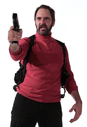Rick Shapiro - Rick Shapiro in the film Timeless.