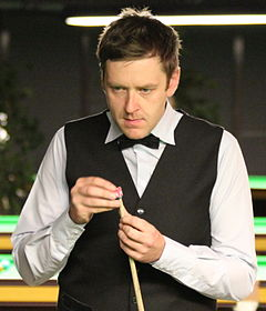 Ricky Walden Height