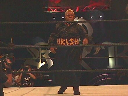 Rikishi at King of the Ring in 2000. - Rikishi (wrestler)
