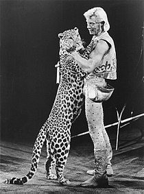 Ringling Bros and Barnum and Bailey Circus Gunther Gebel-Williams 1977.jpg