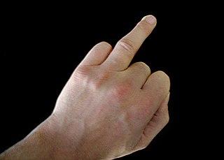 Ring finger finger