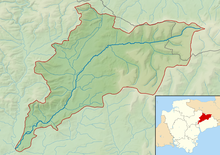 River Culm map.png