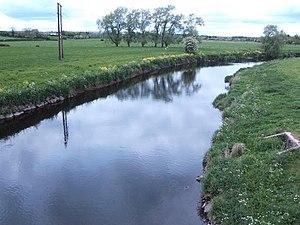 River Main (County Antrim) - Image: River Main geograph.org.uk 433838