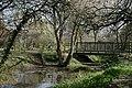 Riverside walk - Comeytrowe - geograph.org.uk - 1217670.jpg