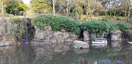 Rivington japanese garden