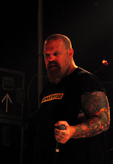 Rob Dukes American vocalist