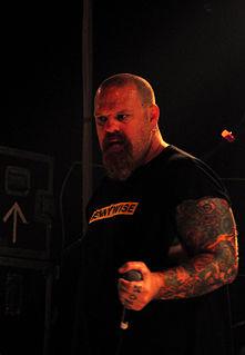 Rob Dukes American heavy metal singer