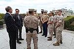 Robert Downey Junior visits the Embassy (26539875085).jpg